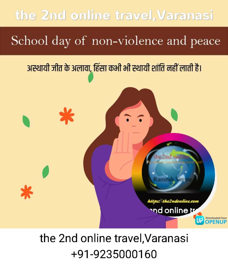 Schoold Day of Non- Violence