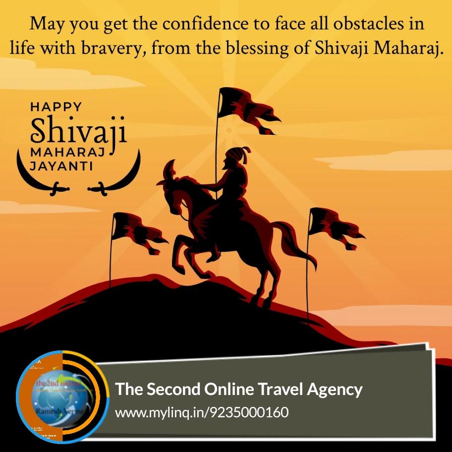 Happy Shivaji Jayanti 2021